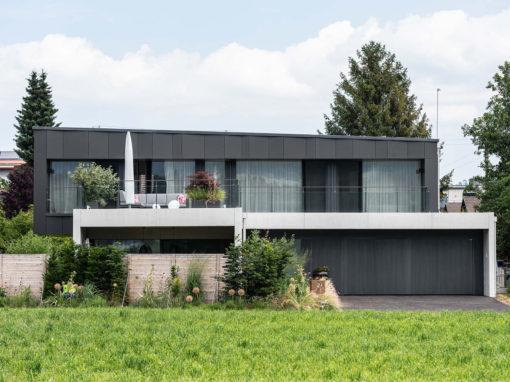 2018 Thun – Neubau – Einfamilienhaus