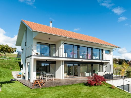 2014 Aetigkofen – Neubau Einfamilienhaus