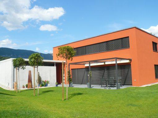 2008 Bellach – Neubau Einfamilienhaus