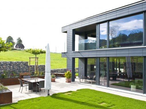 2011 Bennau – Neubau Einfamilienhaus