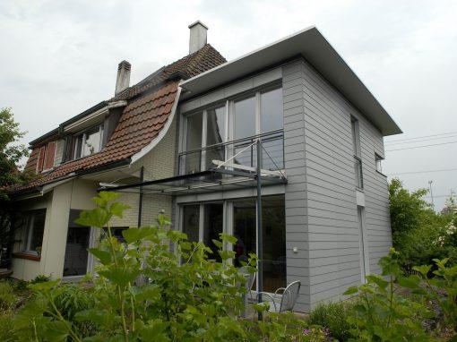 1998 Bern – Anbau Wohnhaus