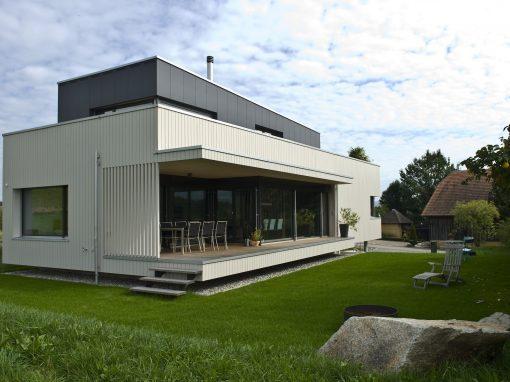 2010 Biberist – Neubau Einfamilienhaus