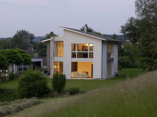 2000 Büren – Neubau Einfamilienhaus