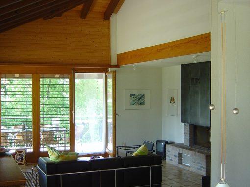 2006 Büren – Sanierung Innenraumgestaltung