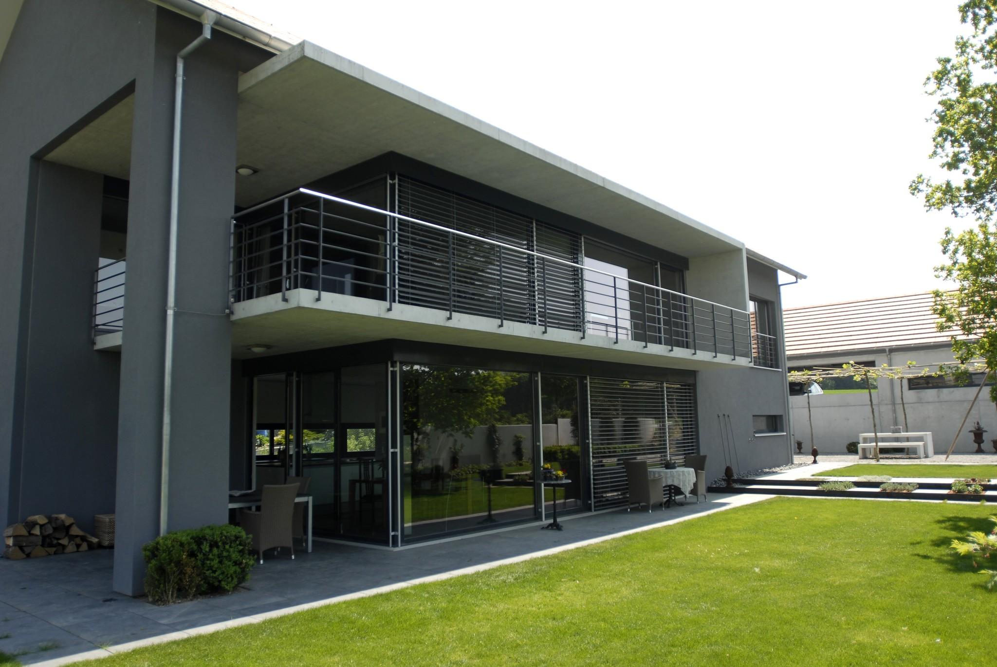 2005 Küttigkofen – Neubau Einfamilienhaus