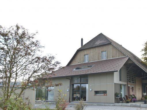 2009 Limpach – Umbau Bauernhaus