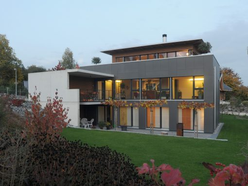 2007 Lüterkofen – Neubau Einfamilienhaus