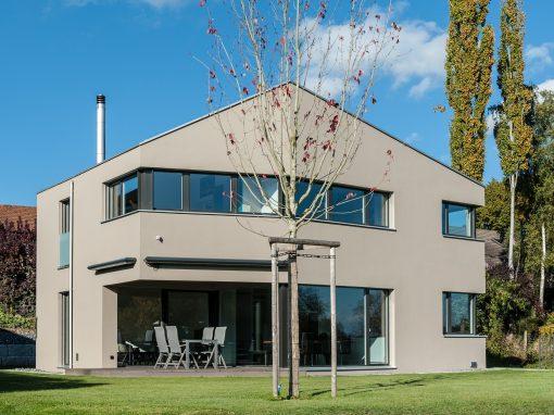 2016 Lüterkofen – Neubau Einfamilienhaus