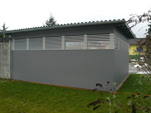2008 Luterbach – Umbau Einfamilienhaus