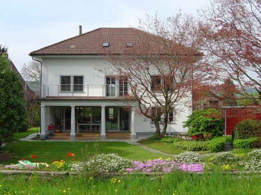 2003 Messen – Umbau Wohnhaus