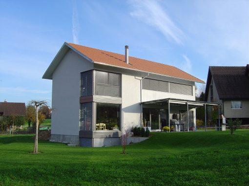 2004 Messen – Neubau Einfamilienhaus
