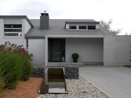2005 Safnern – Sanierung Fassaden u. Umgebungsgestaltung