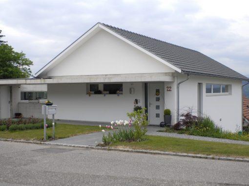 2005 Schnottwil – Neubau Einfamilienhaus