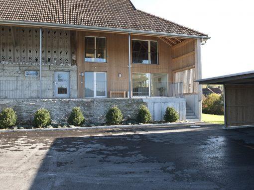 2011 Schnottwil – Umbau Bauernhaus