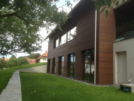 2012 Schnottwil – Neubau Einfamilienhaus