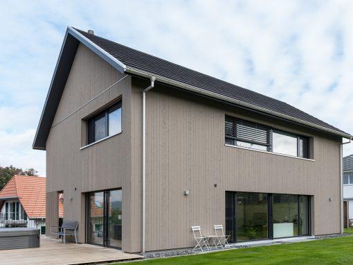 2016 Schnottwil – Neubau Einfamilienhaus