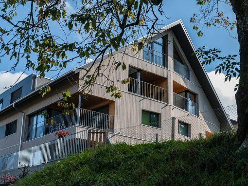 2016 Schnottwil – Neubau Mehrfamilienhaus