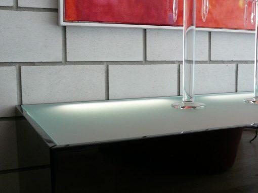 2007 – Neugestaltung Sideboard MDF Klavierlack
